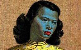 Tretchikoff's Chinese Lady to be Auctioned