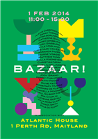 BAZAAR in association with ATLANTIC HOUSE